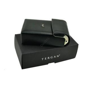 Tergan Mor Deri Sigara Kılıfı - 0230G7K - Thumbnail