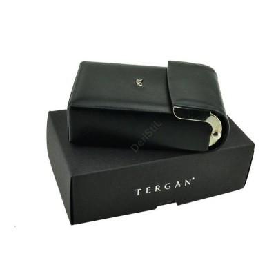 Tergan Mor Deri Sigara Kılıfı - 0230G7K